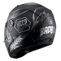 Shark Ridill 1.2 Replica Catalan Bad Boy Mat Helmet