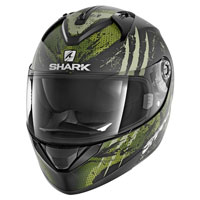 Shark Ridill Threezy Nero Verde Bianco