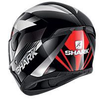 シャーク D-Skwal 2 メルキュリウム ヘルメット ホワイト レッド