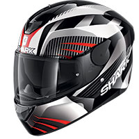 Shark D-skwal 2 Mercurium Helmet White Red