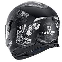 Casco Shark Skwal 2.2 Nuk'hem Nero Bianco
