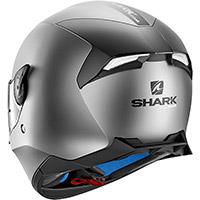Shark Skwal 2 Blank Mat Helmet Anthracite