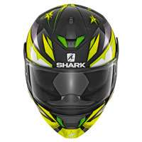 Shark Skwal 2 Draghal Yellow