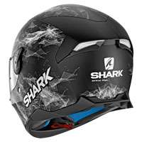 Shark Skwal 2 Hiya Matt Black White