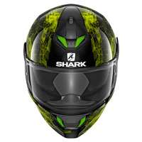 SHARK SKWAL 2 HIYA BLACK GREEN