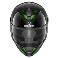 Shark Skwal 2 Blank Black