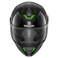 Shark Skwal 2 Blank Nero