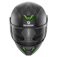 SHARK SKWAL 2 BLANK MATT BLACK
