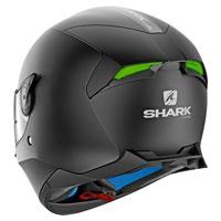 SHARK SKWAL 2 BLANK MATT schwarz  - 3