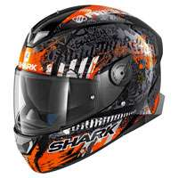 Shark Skwal 2 Switch Rider Arancio