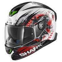 Shark Skwal 2 Switch Rider Bianco Rosso