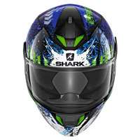 Shark Skwal 2 Switch Rider Blu Verde