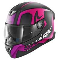 Shark Skwal 2 Trion Nero Fuxia Donna