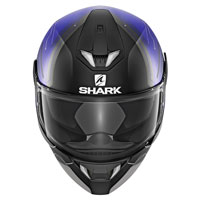 SHARK SKWAL 2 WARHEN MATT BLACK BLUE