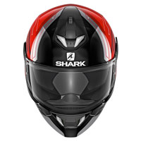 SHARK SKWAL 2 WARHEN BLACK RED
