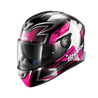 Casque Shark Skwal 2 Oliveira Rose