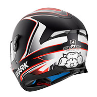Shark Skwal 2 Sykes Helmet Matt Black Red