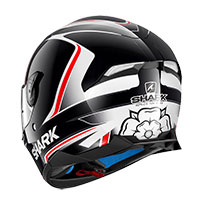 Shark Skwal 2 Sykes Helmet Black White Anthracite