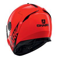 Casco Shark Spartan 1.2 Blank Rosso