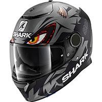 Shark Spartan 1.2 Lorenzo Austrian Gp Helmet Grey