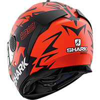 Shark Spartan 1.2 Lorenzo Austrian Gp Helmet Red