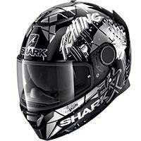 Shark Spartan 1.2 Lorenzo Catalunya Gp Helmet White