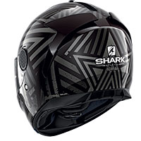 Casco Shark Spartan 1.2 Kobrak Nero Antracite