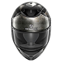 Shark Spartan 1.2 Hoplite Chrome Noir