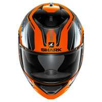 SHARK SPARTAN KARKEN HIGH VISIBILITY FLUO ORANGE