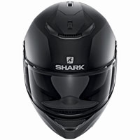 Shark Spartan 1.2 Blank Black Matt