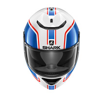 Shark Spartan 1.2 Priona Bleu Rouge