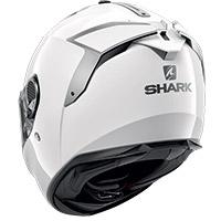 シャークスパルタンGTブランクヘルメット ホワイト