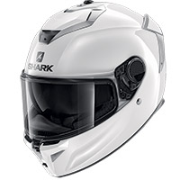 Casco Shark Spartan GT Blank blanco