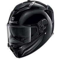 シャークスパルタンGTブランクヘルメット ブラック