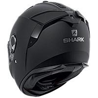 Casque Shark Spartan Gt Blank Mat Noir