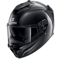 Casco Shark Spartan Gt Carbon Skin Nero