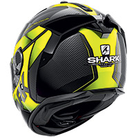 Shark Spartan Gt Carbon Shestter Helmet Yellow