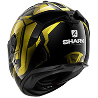 Casco Shark Spartan Gt Replikan Oro Chrome