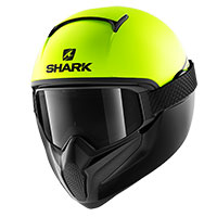 Shark Vancore 2 Street Neon Matte Yellow Matte / Black