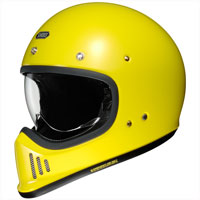 Shoei Ex-zero Yellow