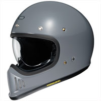 Shoei Ex-zero Grey