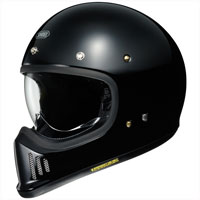 Shoei Ex-zero Black