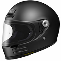 Casco Shoei Glamster Nero Opaco