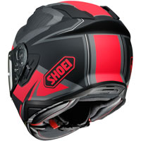 Full Face Helmet Shoei Gt Air 2 Affair Tc1 Red Black