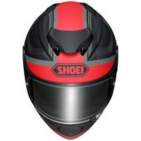 Helm Shoei Gt Air 2 Affair TC1 rot schwarz - 3