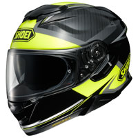 Casque Moto Shoei Gt Air 2 Affair Tc3 Jaune