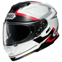 Casque Moto Shoei Gt Air 2 Affair Tc6 Blanc