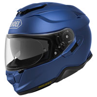 FULL FACE HELMET SHOEI GT AIR 2 MATT BLUE