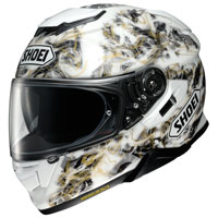 Casque Moto Shoei Gt Air 2 Conjure Tc6 Blanc