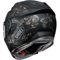 Casque Moto Shoei Gt Air 2 Conjure Tc9 Noir